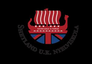 Shetland UK Nyelviskola logo